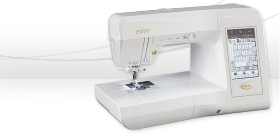 My sewing machine Babylock Espire