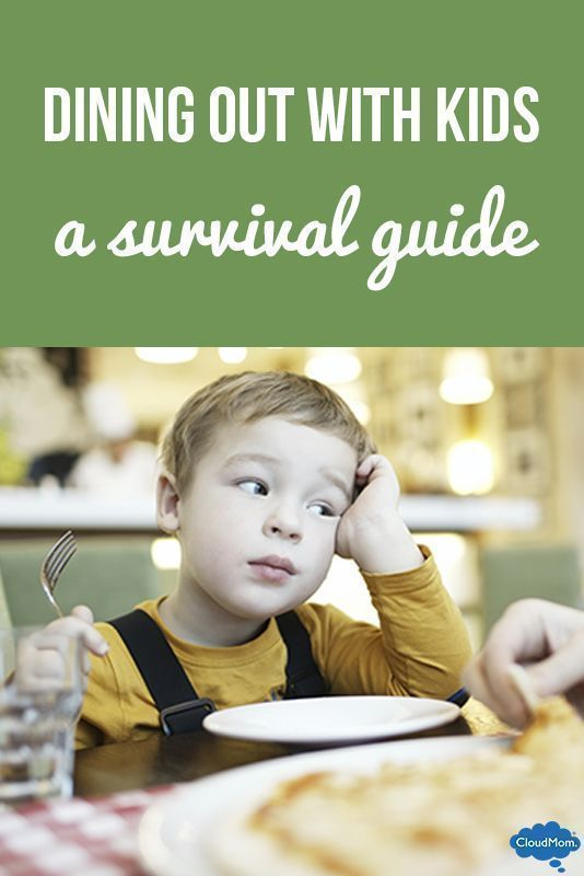 Eating Out At Restaurants With Kids Can Be Tough Here S A Simple Pa Survival Guide To Your Nice Restaurant