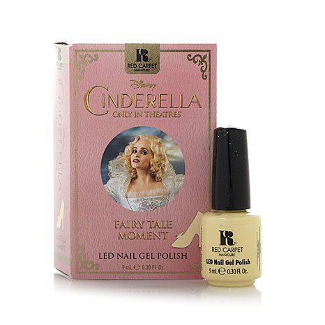 Red Carpet Manicure Polish Fairy Tale Moment SHOP HSN 2015 THE CINDERELLA COLLECTION