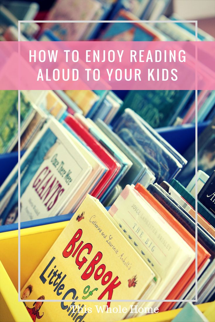 How to Read Aloud To Make Your Mum Heart Happy