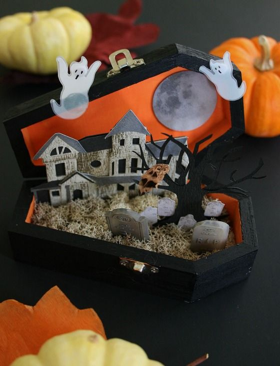 Easy Halloween Crafts Adults
