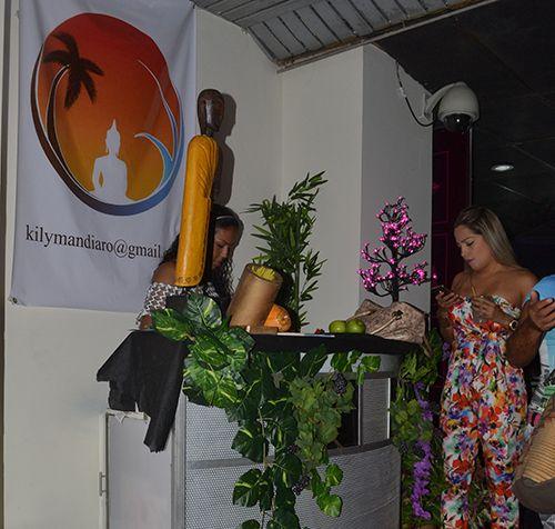 Stand en Barranquilla Fashion Week 2014