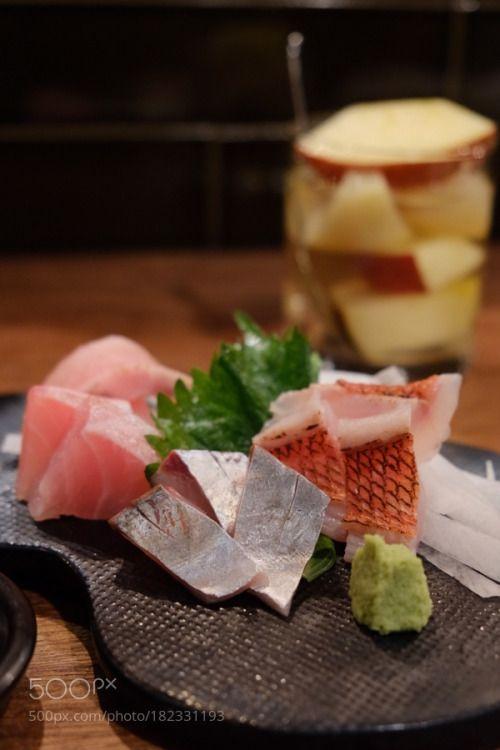 Sashimi by IKAPON  IFTTT 500px
