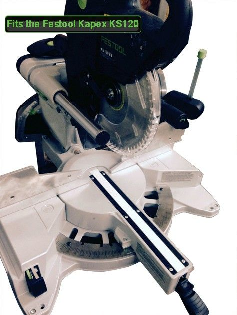 Festool Kapex KS 120 Aluminum Miter Saw Z.C.I. This is it, the big time. You've got one of the greatest miter saws that money can buy - but is it…