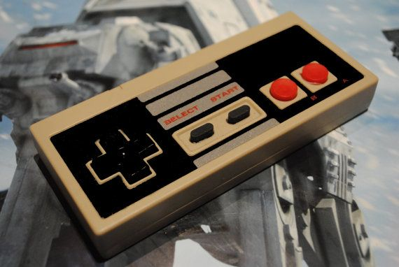 NES Controller Parody Soap  retro gamer and geeky by NerdySoap