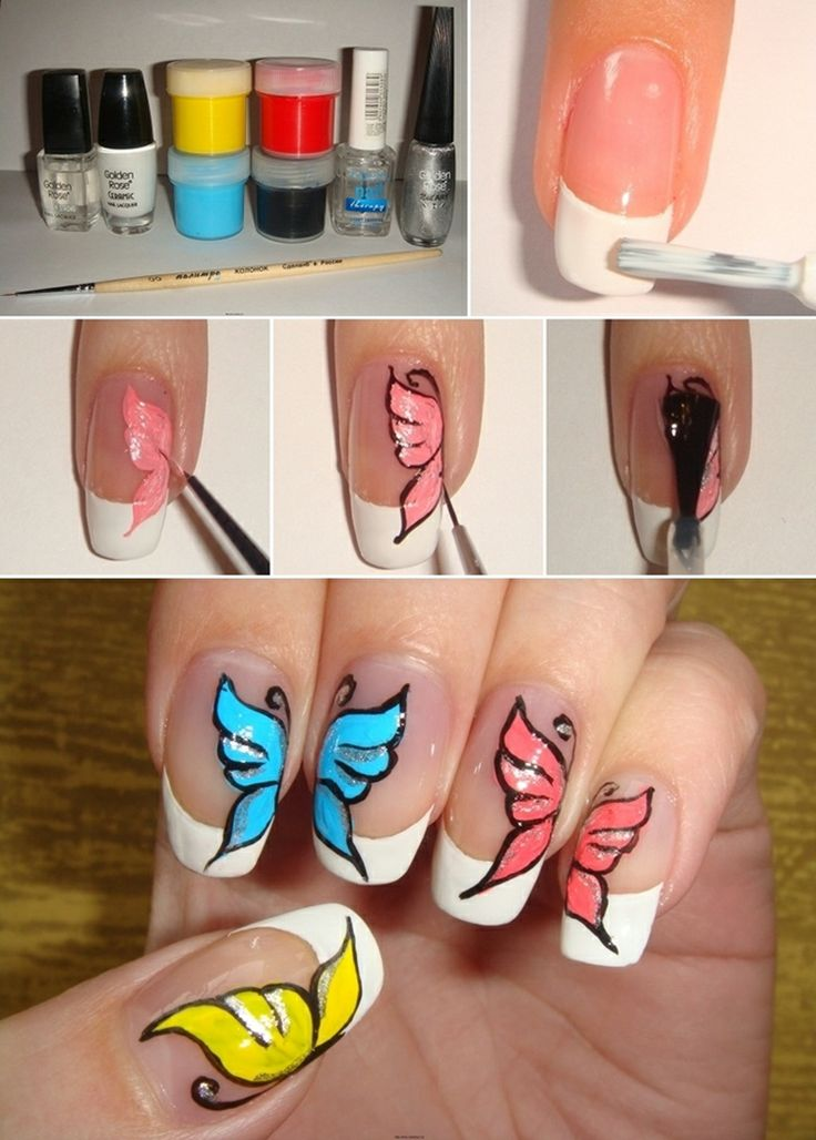 7 best Nail Art images on Pinterest | Nail decorations, Nail ...