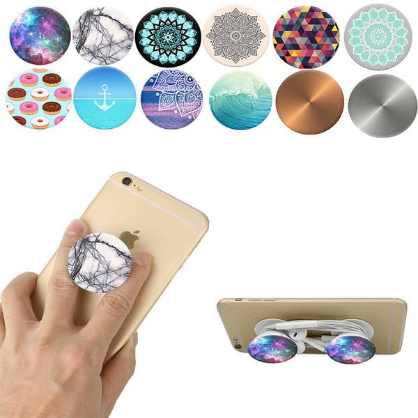 Expandable Pop Socket Mulitcolors to choose from the expandable phone mount is fun and functional! 1 each per order. The perfect cell phone holder and cell phone stand. Please allow additional process