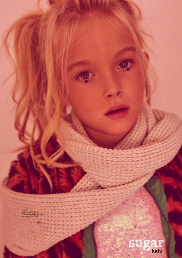 Lola from Sugar Kids for Petit Style by Nariz de Payaso.