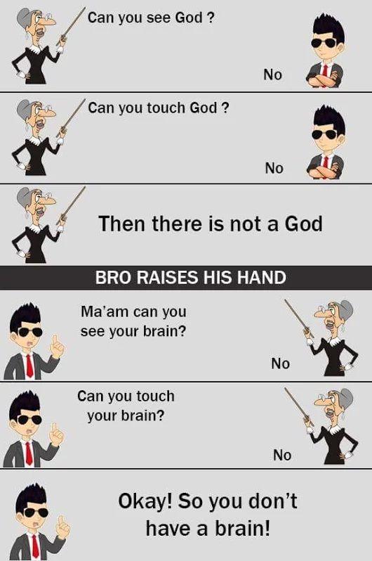 Keberadaan Tuhan