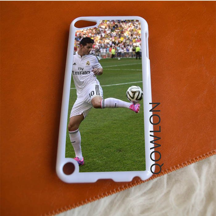 James Rodriguez Football Style iPod Touch 5 | 5TH GEN Case