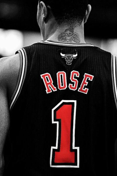Derrick Rose #Chicago Bulls