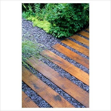 Garden Stone Chips 21 best chippings images on pinterest backyard ideas building green oak paving with slate chippings workwithnaturefo