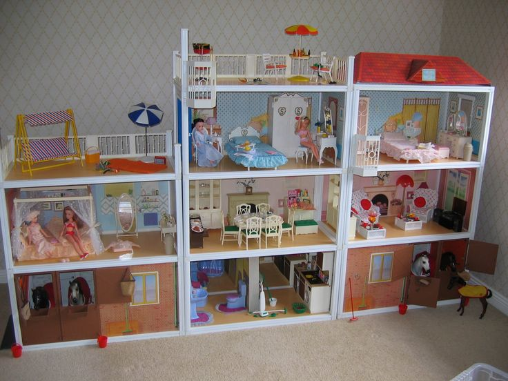 The ideal Sindy Super Home