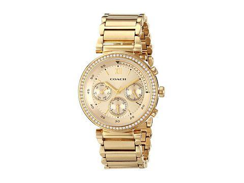 ceasuri aurii - ceas auriu dama coach