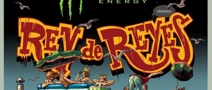 """Monster Energy Rey de Reyes On Tour"""", el campeonato de skate más importante del país, vuelve en su tercera versión"""