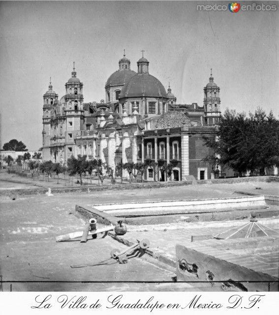 Fotos de Ciudad de México, Distrito Federal, México: La Villa de Guadalupe