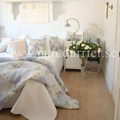HOME SWEET HOME : Vackert sovrum !!!