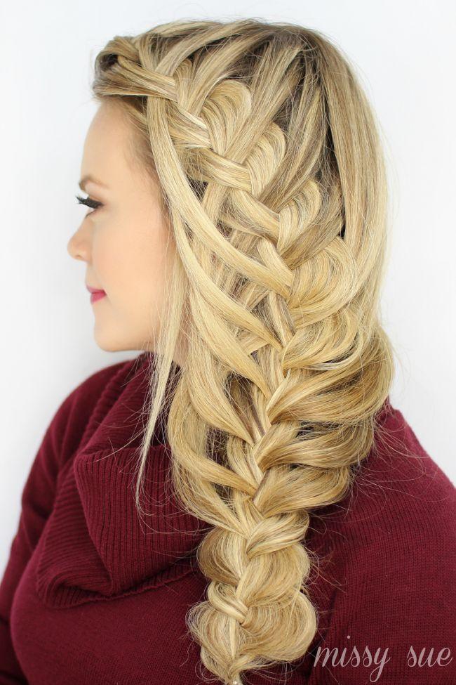 1000+ images about Hair Tutorials on Pinterest | Dutch ...