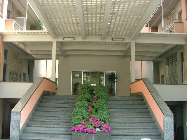 Casa Rustici, Milano (Terragni)