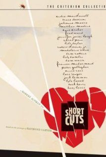 Short Cuts.  Robert Altman. This is a must see.  I need my own copy to have forever and ever.