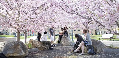 Small town, big city — or how about both? At Fairfield University, you get a…