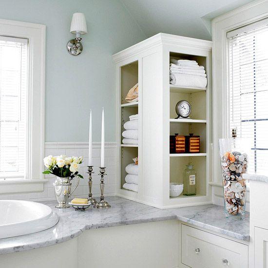 Small Bathroom Storage Tables: Best 25+ Bathroom Counter Storage Ideas On Pinterest