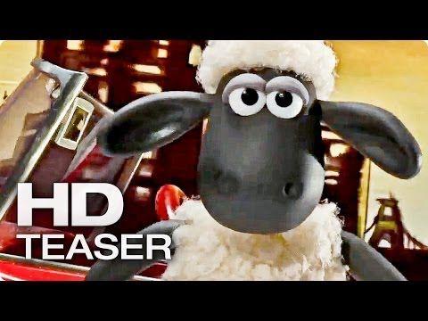 SHAUN DAS SCHAF Offizieller Teaser Trailer Deutsch German | 2015 [HD] - YouTube