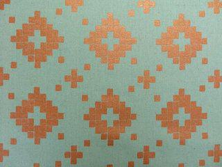 Cotton + Steel :: Mesa Canvas mint/kupfer