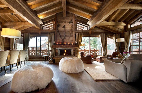 Delectable fairytale cottage in Courchevel 1850