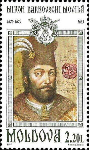 Miron Barnovschi Movilă (1626-1629, 1633)