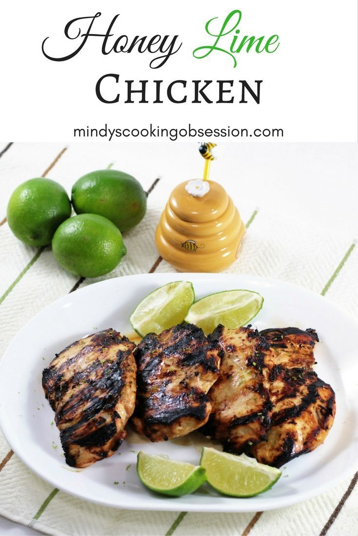 Honey Lime Chicken is tangy, sweet, and delicious. It is super easy to make and…