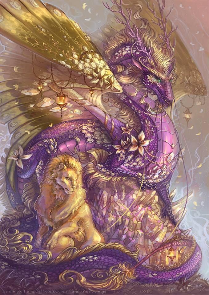говорят магический картинки драконов широкоформатные