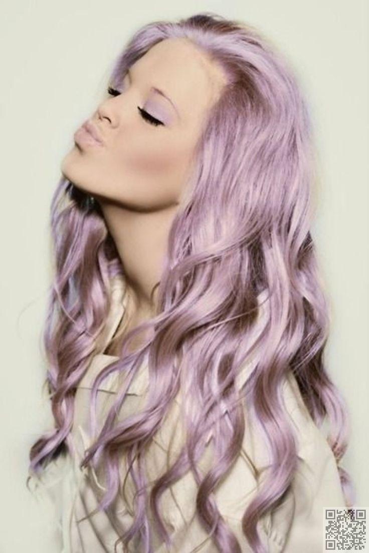 2. #Flieder - 43 Mädchen #Schaukeln pastellfarbene Haar...