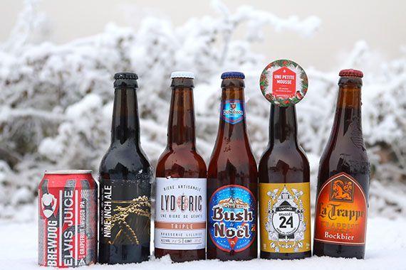Box bière Décembre 2017