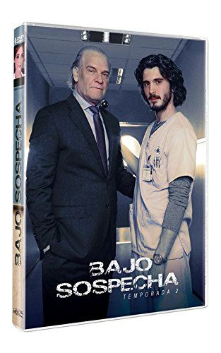 Bajo Sospecha - Temporada 2 [Non-usa Format: Pal -Import- Spain]:   Spanish Release with original audio option. Region 2/B (Europe). Menus and Cover are in Spanish. This is a PAL/Region 2 DVD WHICH WILL NOT PLAY ON STANDARD US DVD PLAYER-you need a multi-region PAL/NTSC compatible DVD player to view it