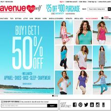 Avenue.com Coupons and Deals - Get the latest Avenue.com coupons, coupon codes, deals, offers, promo codes, voucher codes at GoDeals365 http://bit.ly/1gn97X5