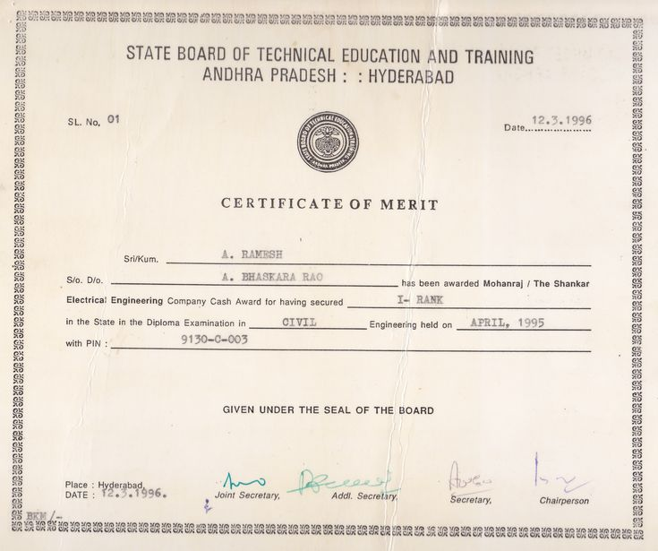 Diploma In Civil Engineering Certification Securing State