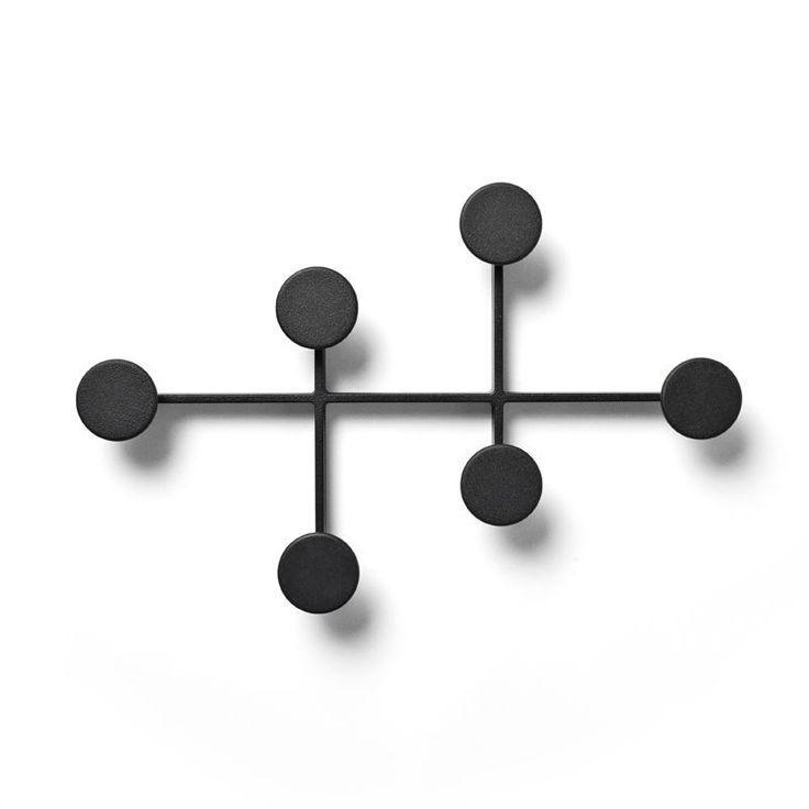 top3 by design - Menu - afteroom coat hanger black
