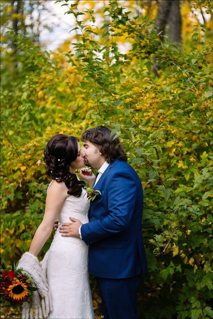 Свадебные фото в городке баумана