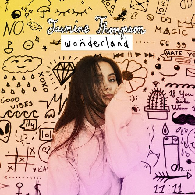 """Old Friends"" by Jasmine Thompson was added to my Tomorrow's Hits playlist on Spotify"