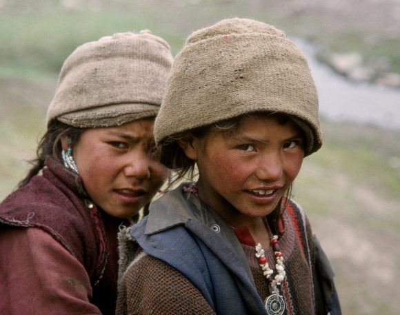 Ladakhi Girls