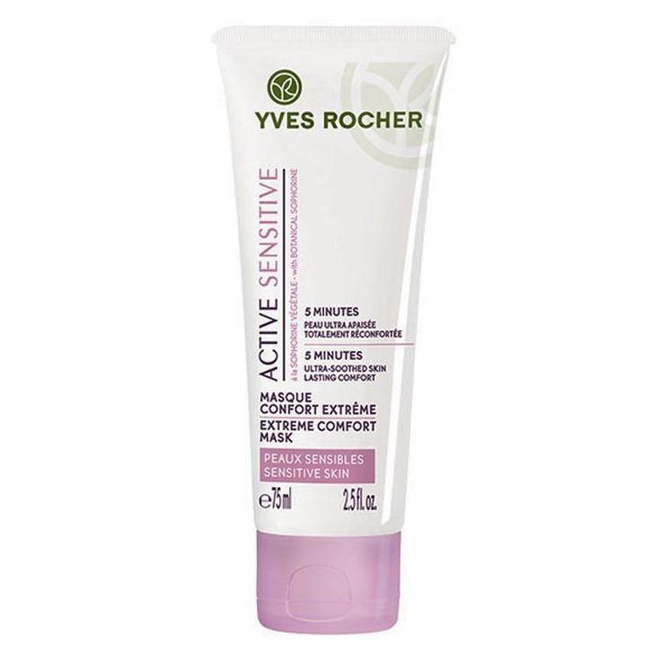 Yves Rocher ansiktsmaske sensitive