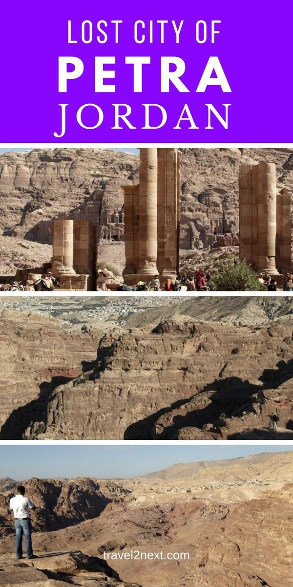 8 Things To Do In Jordan For Kids City Of Petra Cool Places To