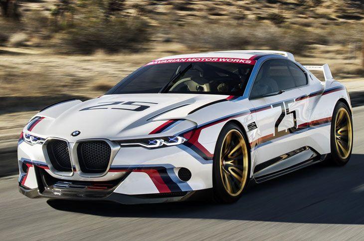 BMW 3.0 CSL Amazing Concept!