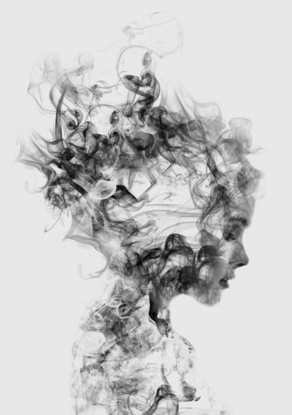 Dissolve Me Wall Art – ClaireBear