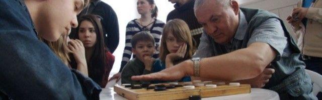 Conoce a ALEX SUVOROV, ciego a los 3, sordo a los 9, premiado pedagogo, que nos habla del sentido de vida.