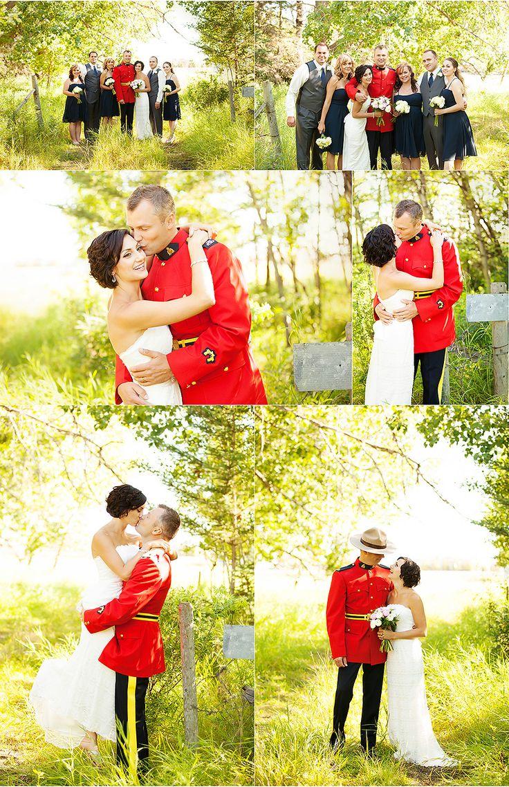 Melanie Pastuck Photography » Capturing your everyday...  RCMP wedding, Camrose Alberta