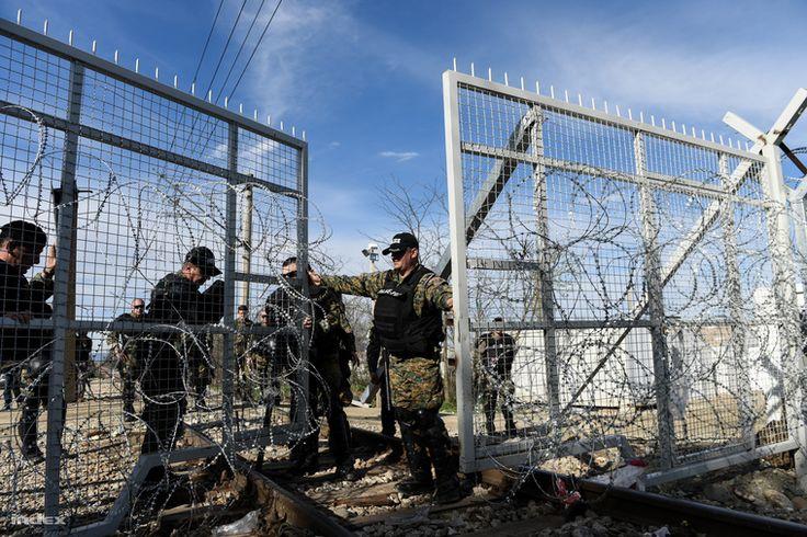Index - Belföld - Az egész országra migrációs válsághelyzetet hirdet a kormány