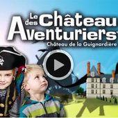Château des aventuriers - parc attraction en Vendee énigmes dans un vrai château