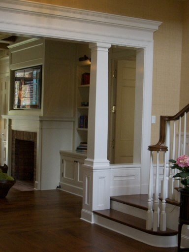8 best images about interior columns on pinterest for Interior support columns